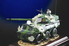 Chinese Army Metal/Diecast PTL02 100mm Wheeled Tank Destroyer 1/24
