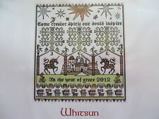 10% Off Long Dog Samplers Counted X-stitch chart - Whitsun