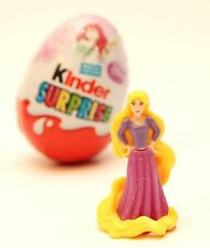 Rapunzel Kinder Egg Surprise Toy Disney Princess Tangled Figure Cake Topper New
