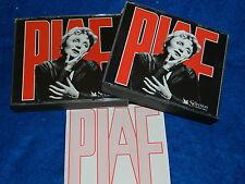 RARE coffret 5 CD de EDITH PIAF 106 titres EMI