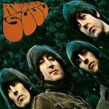 THE BEATLES RUBBER SOUL NEW SEALED 180G REMASTERED STEREO LP IN STOCK