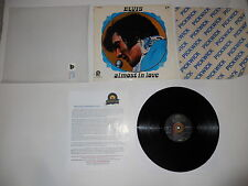 Elvis Presley Almost in Love 1975 Analog VG+ USA Press Ultrasonic CLEAN