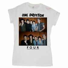 One Direction Ladies Tee: Four