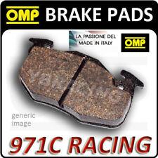 ALFA ROMEO 156 1.8 TS 16V 97-02 OMP BRAKE PADS 971C RACING CARBON [OT/6229]