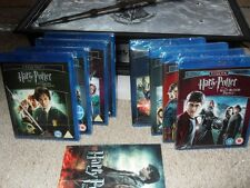 Rare Harry Potter Limited (300) Elder Wand Blu Ray Chest