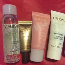 BN 5 pc Caudalie Set : Premier Cru, Vinosource, Vinoperfect,Micellar Water, Bag
