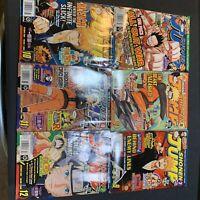 Shonen Jump Magazine Lot Volume 7,issue 6-12 2009