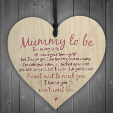 Mummy To Be Sign Baby Shower Mum Friendship Gift New Baby From Bump Present