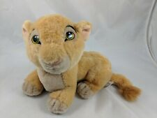 "Disney Lion King Simba Plush 6"" Tall Stuffed Animal"