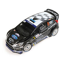 Ford Fiesta RS WRC Rally France 2012 1:18 Minichamps