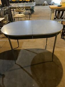 vintage formica kitchen table Blue Original