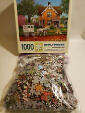 Bits and Pieces Jigsaw Puzzle The Next Stop By John Sloane Games Activity
