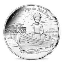 10 Euro Argent France 2016 Le beau Voyage du Petit Prince 3/24 Pièce Ag 333/1000