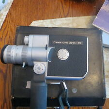 Vintage Canon Cine Zoom 512 8mm movie camera