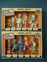 2003 THE SIMPSONS Two TREEHOUSE OF HORROR Sets ZOMBIE EDITION & SERIES II ~ NRFB