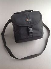 Black Lowepro Camera Bag