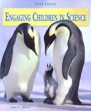 """""""GOOD-VG CONDITION""""  Engaging Children in Science 3RD EDITION (2001) Howe"""
