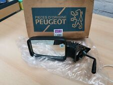Peugeot Genuine 309 mk1 Wing mirror LHS Nearside lever 1985 to 1989