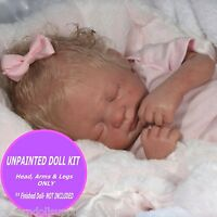 Reborn Kit Lucy ~ Doll kit to make your own Beautiful baby~ unpainted reborn kit