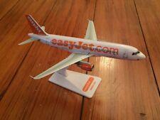 easyJet Airbus A320-200 G-EZTG Aircraft Model 1:200 Scale Premier Planes RARE