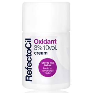 Refectocil Oxidant 3% 10vol. Cream Developer for Eyebrow and Eyelash Tint 100ml