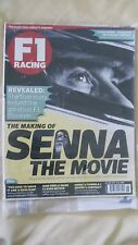 F1 Racing Magazine June 2011 Unopened