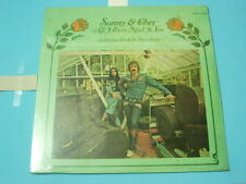 LP VINYL RECORD SONNY AND CHER - ALL I EVER NEED IS YOU (SEALED)