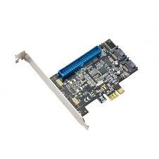 Syba SD-PEX40035 1 Port IDE & 2 Port SATA III PCI-e 2.0 x1 RAID Card
