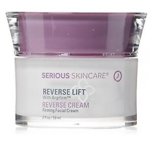 Serious Skincare Reverse Lift Firming Facial Cream 2 oz - Sealed