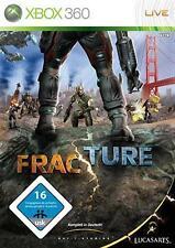 XBOX 360 FRACTURE Battlefield * Deutsch * BRANDNEU