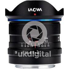Laowa 9mm f/2.8 Zero-D Lens - MFT