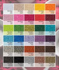 1 kg/2,19 € Dekosand Sand Streusand Farbsand Streudeko Tischdeko MADE IN GERMANY