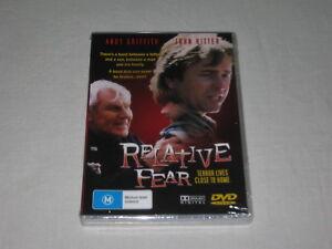 Relative Fear - Brand New & Sealed - Region 4 - DVD