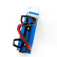 490000100 Airway Sport SidePull Bike Bicycle Water Bottle Cage Holder - Red