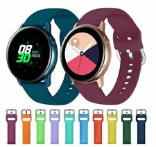 Cinturino per Samsung Galaxy Watch Active 2 Huawei Silicone 20mm Large / Small