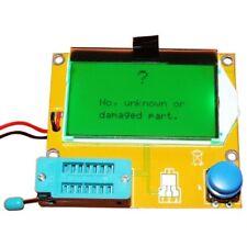 Tester Multimetro LCR-T4 Resistori Induttanze Condensatori Transistor Mos Triac