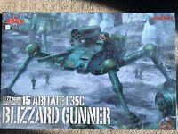 Dougram Max Factory Fang of the Sun 1/72 Abitate F35C Blizzard Gunner