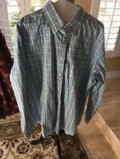 Men's Neiman Marcus XXL Long Sleeve Shirt