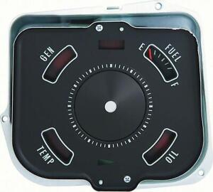 1968 Chevelle / El Camino Fuel Gauge with Warning Lights OER
