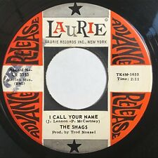 The Shags: I Call Your Name / Hide Away 45 - Garage Rock