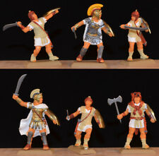 DSG Ancient Carthaginian Infantry - 54mm Painted Plastic Toy Soldiers