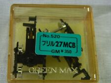 Green Max N Gauge Accessory. #520 27MCB,  GM#350 Pair of  Trucks