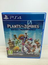 Plants Vs. Zombies: batalla por neighborville-PAL-Sony PlayStation 4 En Caja