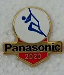 SPORT CLIMBING TOKYO 2020 PANASONIC OLYMPIC PIN