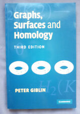 PETER GIBLIN GRAPHS SURFACES AND HOMOLOGY  CAMBRIDGE 3 th ed 2010