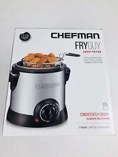 Chefman Fry Guy (RJ07-M-SS) Deep Fryer - Silver