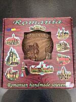 Cont Dracula Romanian Handmade Souvenir