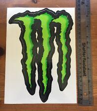 Monster Energy Logo - High Quality Vinyl Sticker