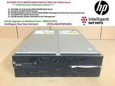 HP BL680c G7 E7-4830 4P 64GB P410i/512 FBWC iLO 3 Blade Server