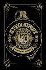 Boyfriend - Boyfriend in Wonderland (4th Mini Album) [New CD] Asia - Import